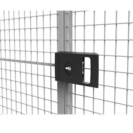 Axelent Förrådssystem F med X-It cylinderlås