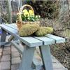 Returprofil trägårdsmöbler