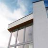 H-Fönstret Lysekil Sidohängt fönster villa