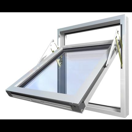 HALF Glidhängda fönster