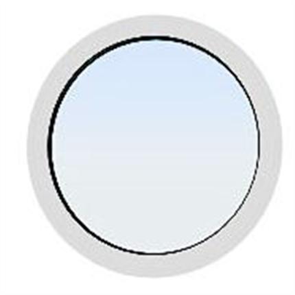 HALK/HAKK/DKS runda fönster