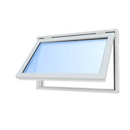 HALÖ/HAKÖ överkantshängt utåtgående fönster
