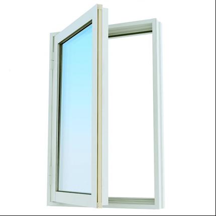 HALS/HAKS sidohängt utåtgående fönster