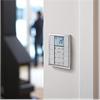 8 knappar och rumsregulator