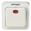 Quick-Rot utanpåliggande manöverapparat, 1-polig, växlande