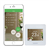 Wiser Smart Home app och Wiser Home Touch gateway