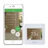 Wiser Smart Home app och Wiser Home Touch gateway