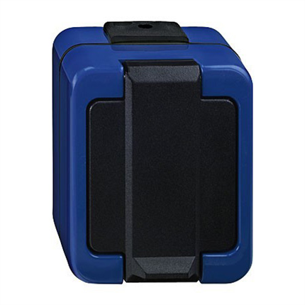 Aqua-Blå apparatserie