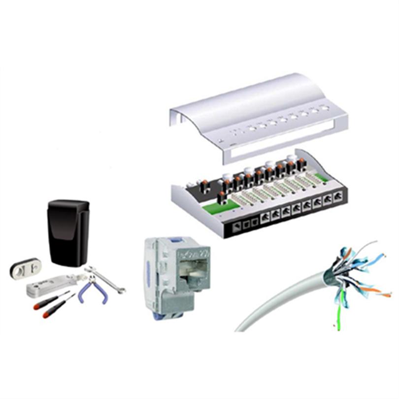 Schneider electric Nätverk för hemmet Lexom