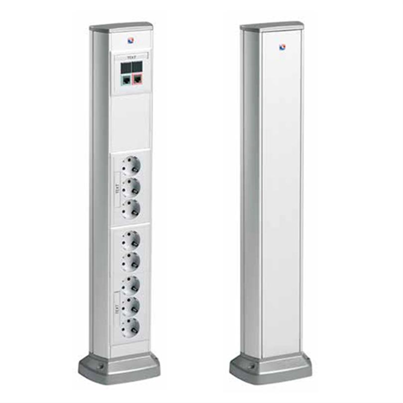 Schneider electric Uttagspost POS-F10