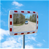EuroMirror Trafikspegel T97, rektangulär