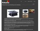 Dagvattenbrunnsbetäckning på webbplats