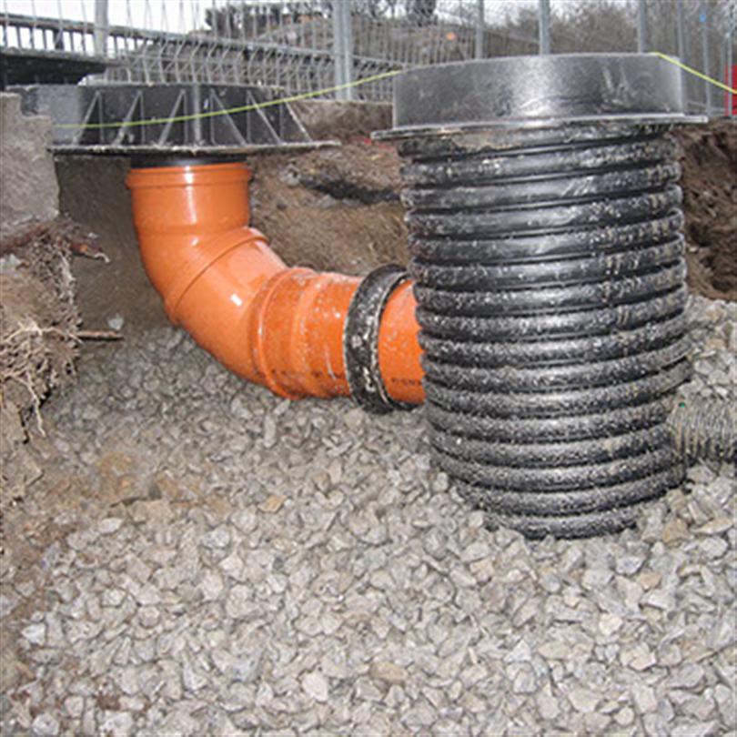 Pekuma Dagvattenbrunnsbetäckning vid trädbevattning