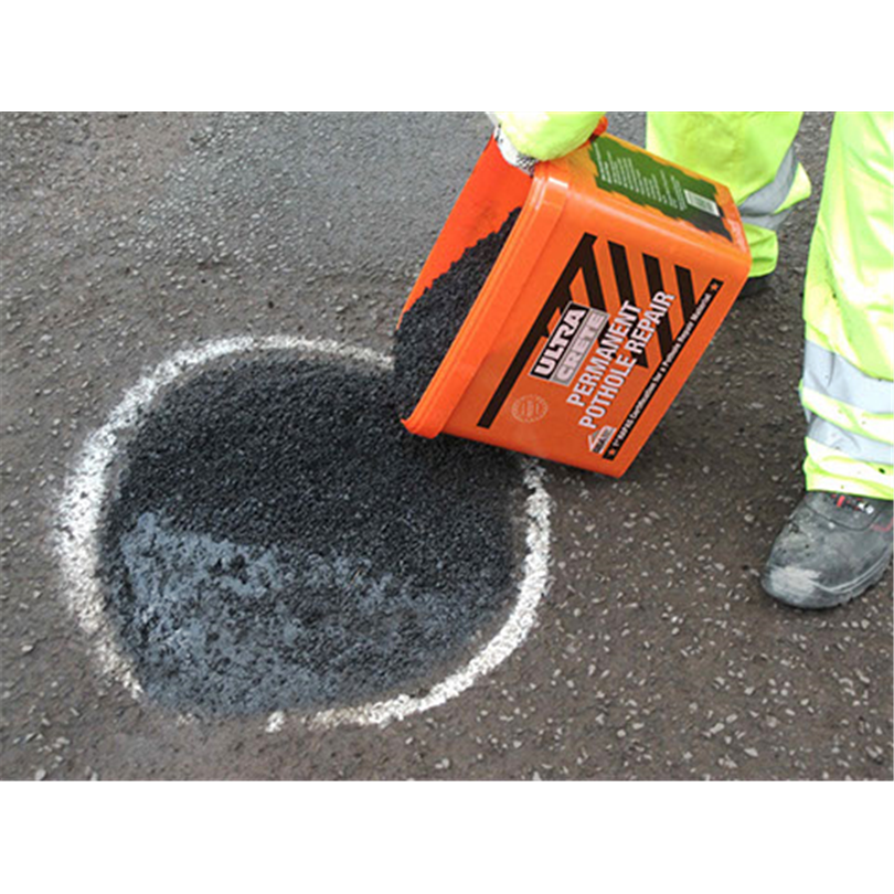 Pekuma Permanent Pothole Repair