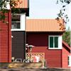 Norrlands Trähus yttertak