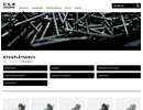 Byggplåtskruv på webbplats