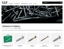 TFT Jetting Screws på webbplats