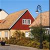 Kulturbelysning lyktstolpe Ängelholm med lykthus Stockholm 590.