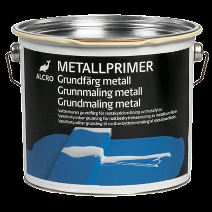Metallprimer Grundfärg