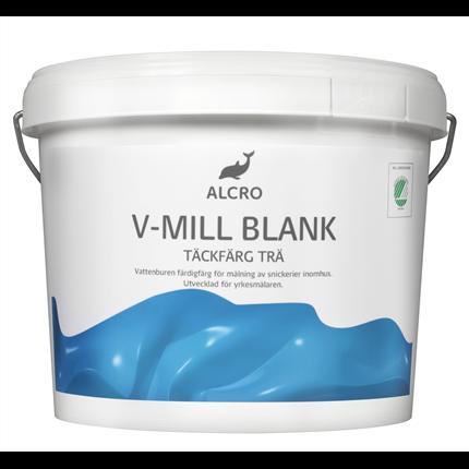 V-Mill, halvblank och blank