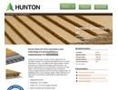 Hunton Silencio stegljudsskiva på webbplats