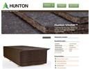 Hunton Vindtät på webbplats
