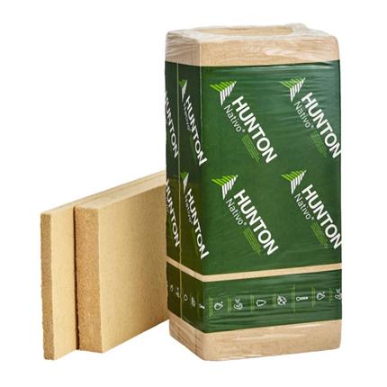 Hunton Nativo träfiberisolering, skivor