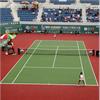 Plexipave tennisunderlag
