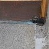 Tormax 1401 iMotion slagdörrsautomatik gömd under golvet