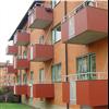 Hogstad balkongsystem, infästningar