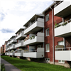 Hogstad balkongsystem, kärmar