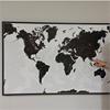 Ramex Världskartor med träram