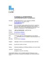 LAMI EI30/EI60/KMS branddörrar
