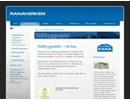 Stålbyggnader på webbplats
