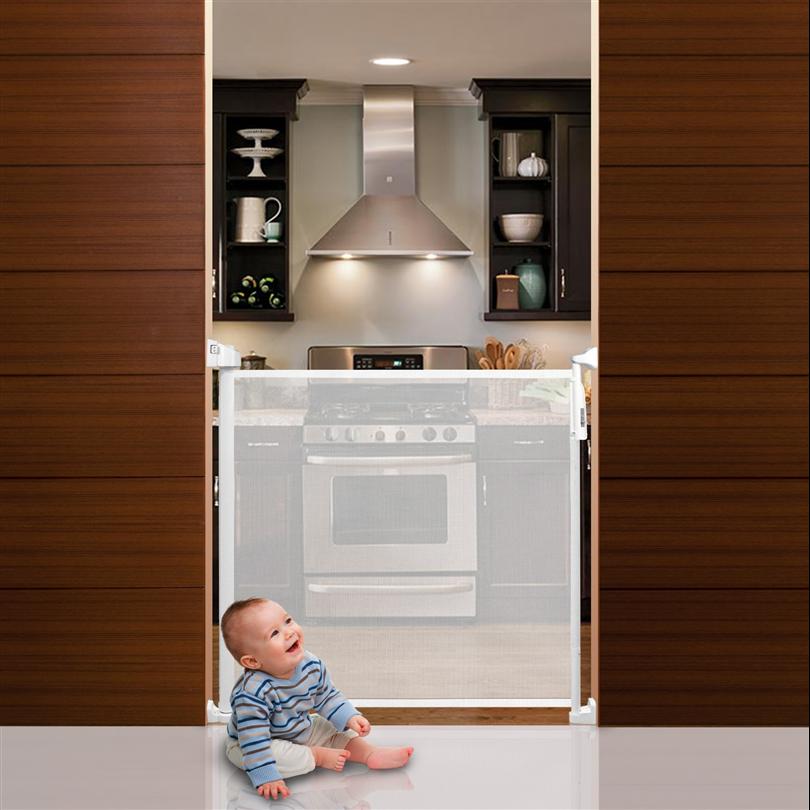 Safe Side Rullgrind kök barnskydd