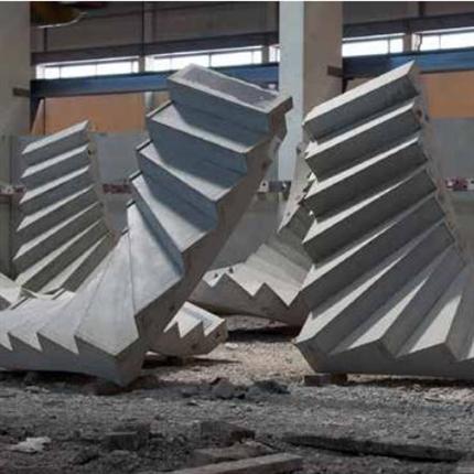 UBAB betongstrappor och steg