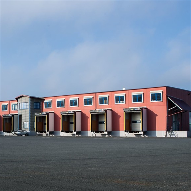 UBAB hallbyggnader