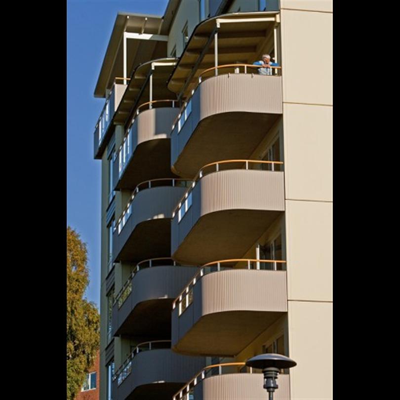 UBAB balkongelement