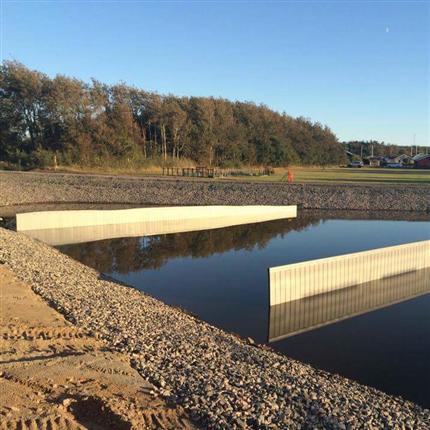 AQVIS Miljöspont® för dammar
