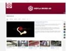 Häfla Bruks AB, filmer på YouTube