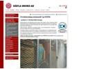 Häfla Bruks förråd typ SM5530 på webbplats