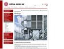 Häfla Bruks spiraltrappor på webbplats