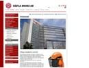 Häfla Bruks sträckmetall på webbplats