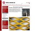 Häfla Bruks flexmetall på webbplats
