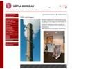 Häfla Bruks vindeltrappor på webbplats