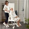 Etac Clean duschstol, Höjdreglerbar