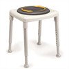 Etac Easy rund duschpall med vridbar sits