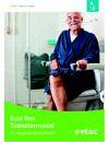 Etac Rex toalettarmstöd