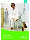 Etac Swift duschstol/duschpall