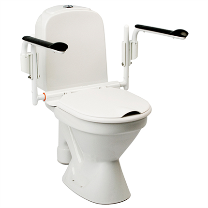Etac Supporter justerbart toalettarmstöd